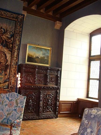 Замок Шомон 24776