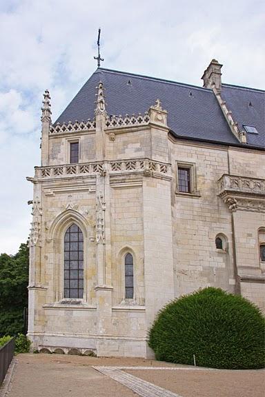 Замок Шомон 24749