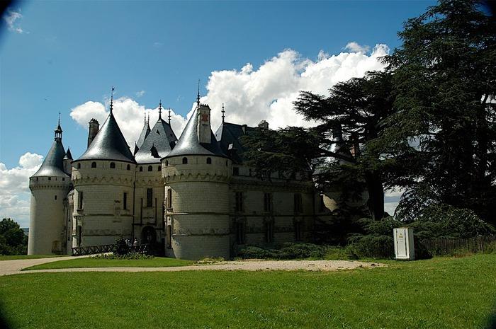 Замок Шомон 32719