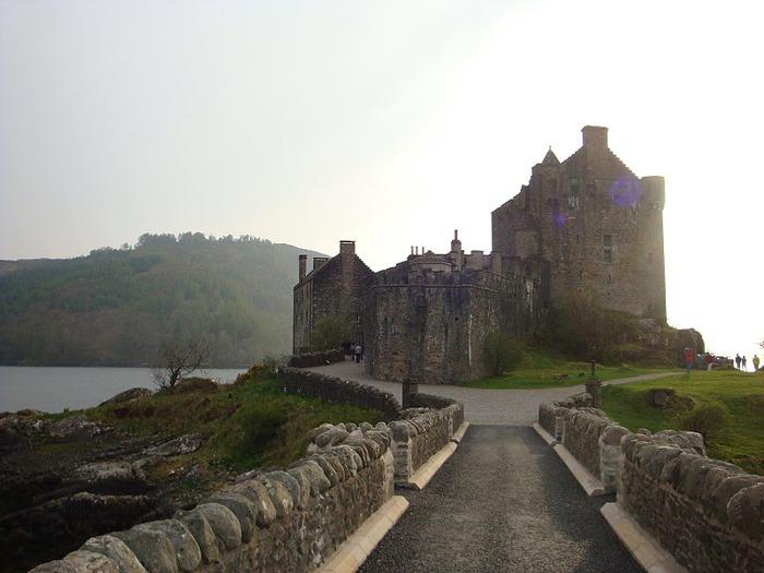 Eilean Donan Castle 68212