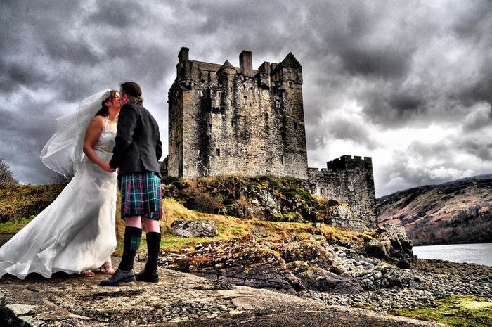 Eilean Donan Castle 36658