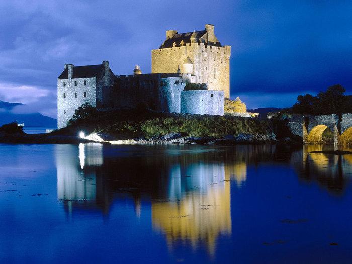 Eilean Donan Castle 25949