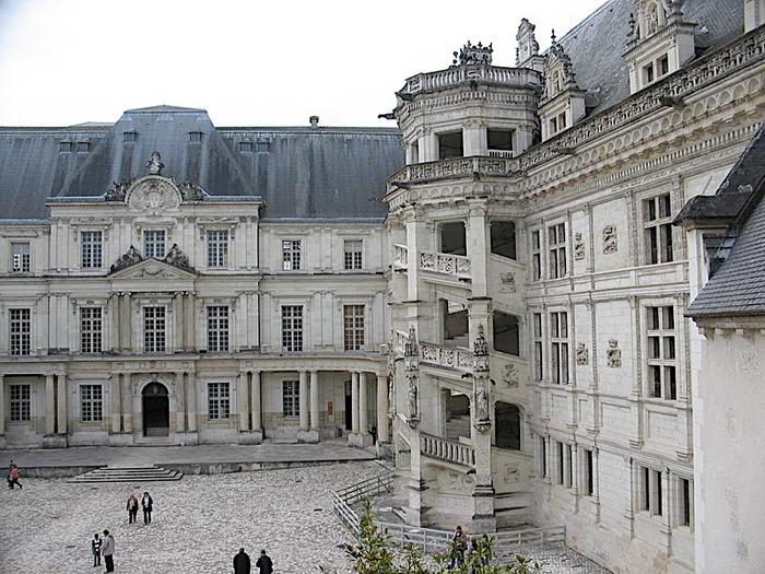 Chateau de Blois -Замок Блуа 92903