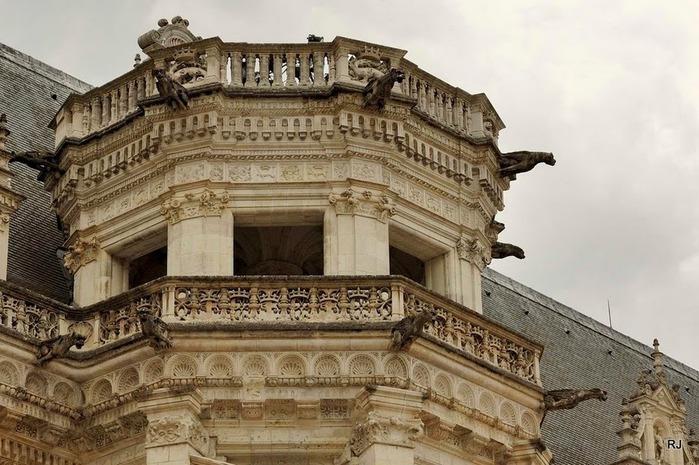 Chateau de Blois -Замок Блуа 52436