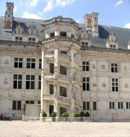 Chateau de Blois -Замок Блуа 26774