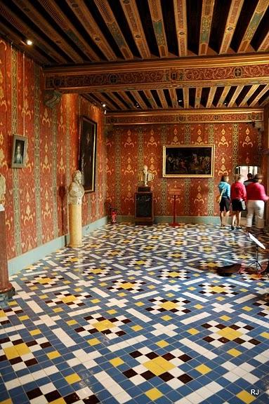 Chateau de Blois -Замок Блуа 96233
