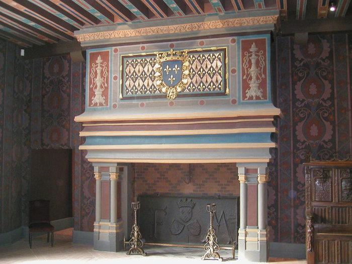 Chateau de Blois -Замок Блуа 45401