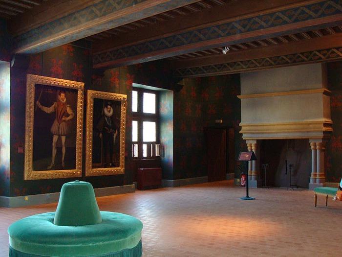 Chateau de Blois -Замок Блуа 53710