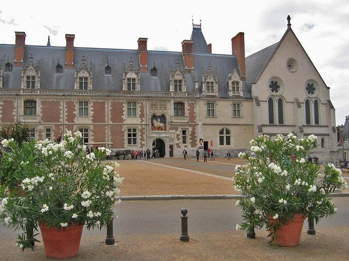 Chateau de Blois -Замок Блуа 71372