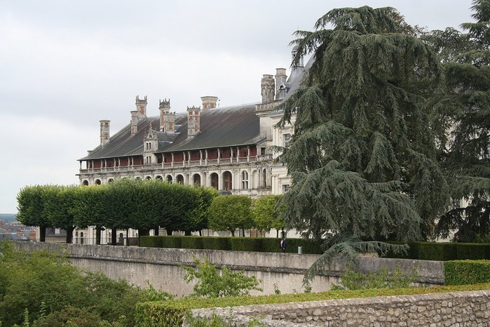 Chateau de Blois -Замок Блуа 31555