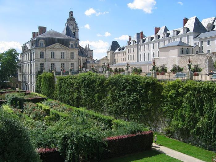 Chateau de Blois -Замок Блуа 87074