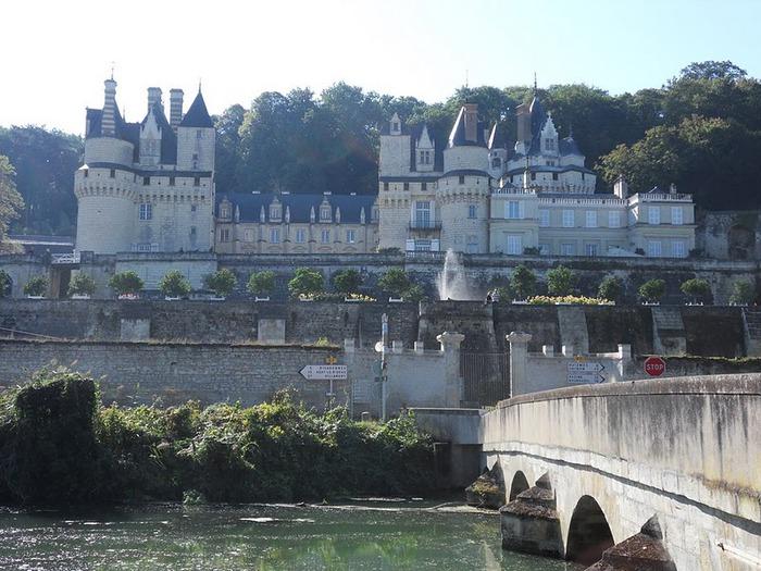 Замок Азе-ле-Ридо-Chateau D'Azay le Rideau 76589