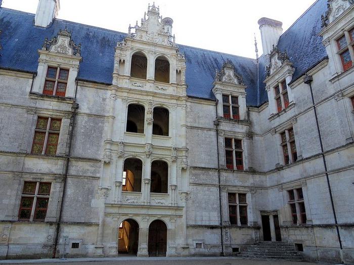 Замок Азе-ле-Ридо-Chateau D'Azay le Rideau 15737