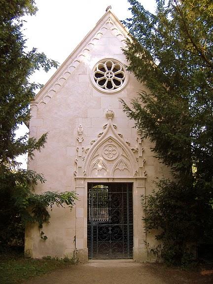 Замок Азе-ле-Ридо-Chateau D'Azay le Rideau 55936