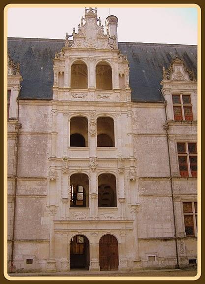 Замок Азе-ле-Ридо-Chateau D'Azay le Rideau 87935