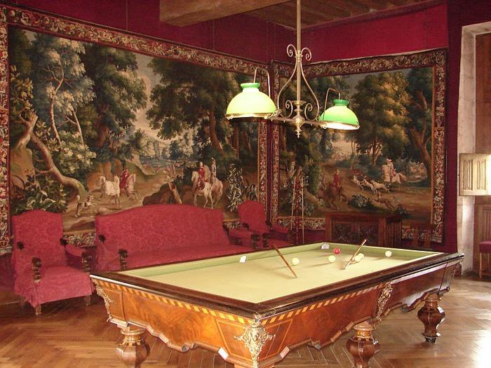 Замок Азе-ле-Ридо-Chateau D'Azay le Rideau 26169