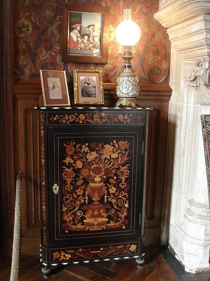 Замок Азе-ле-Ридо-Chateau D'Azay le Rideau 82222