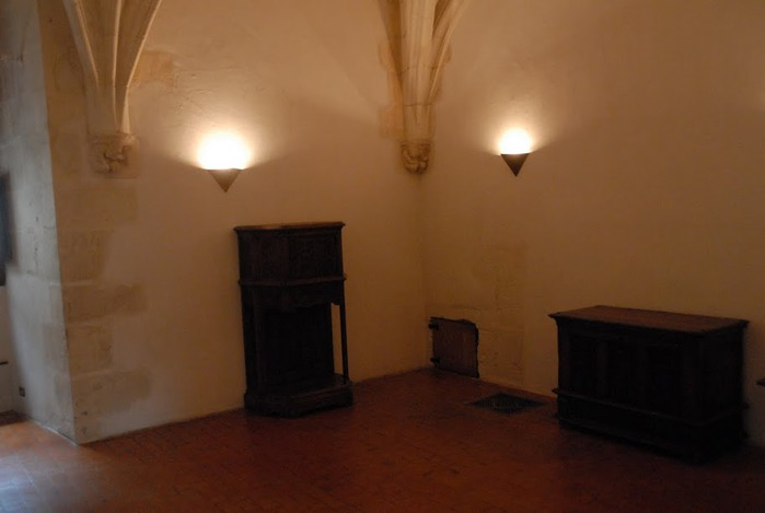 Замок Азе-ле-Ридо-Chateau D'Azay le Rideau 59383