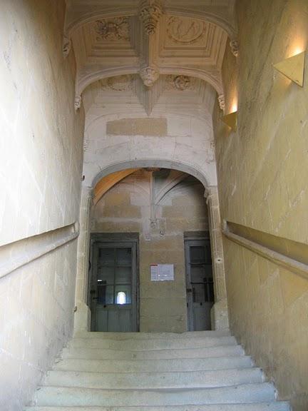 Замок Азе-ле-Ридо-Chateau D'Azay le Rideau 18273