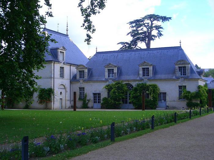 Замок Азе-ле-Ридо-Chateau D'Azay le Rideau 45167