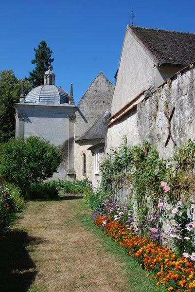 Замок Азе-ле-Ридо-Chateau D'Azay le Rideau 26747