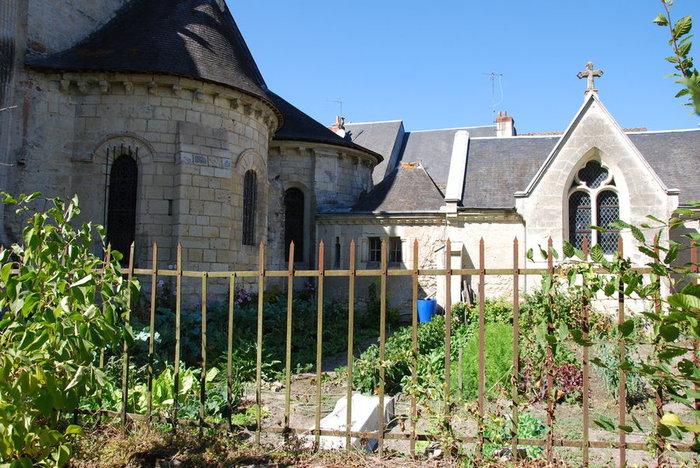 Замок Азе-ле-Ридо-Chateau D'Azay le Rideau 44577