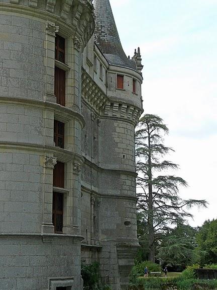 Замок Азе-ле-Ридо-Chateau D'Azay le Rideau 40261