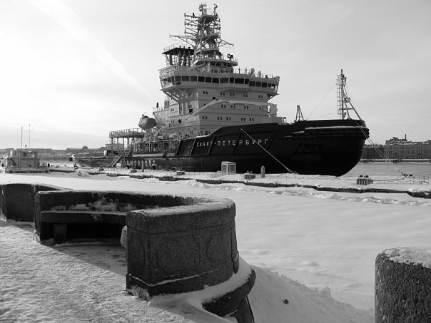 корабль Санкт-Петербург