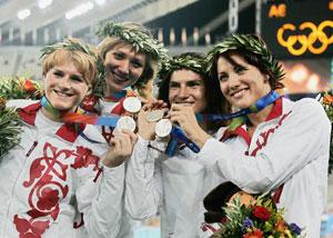 Россиянки получат золото Афин