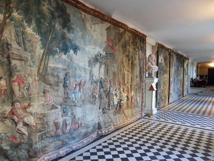 Замок Юссе - «замок спящей красавицы» 63729