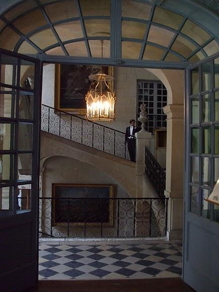Замок Юссе - «замок спящей красавицы» 61742