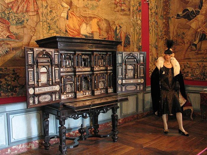 Замок Юссе - «замок спящей красавицы» 35139