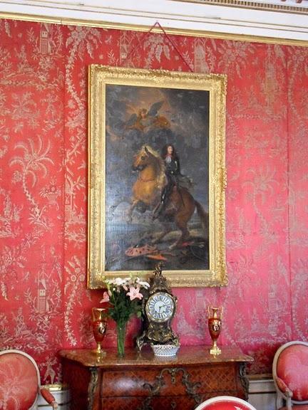 Замок Юссе - «замок спящей красавицы» 17251