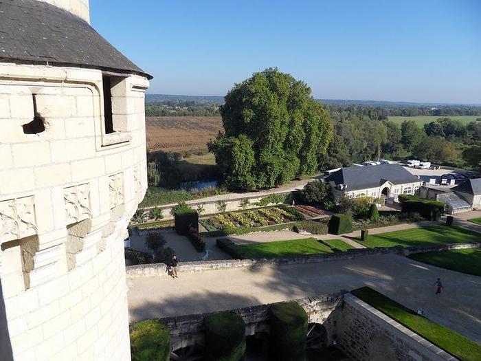 Замок Юссе - «замок спящей красавицы» 31082