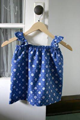 шьем летнее платье