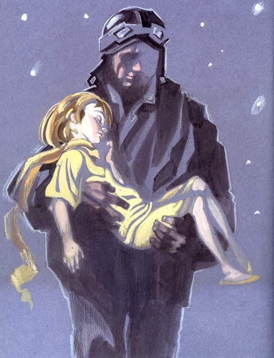 Маленький принц. Иллюстратор Ника Гольц.