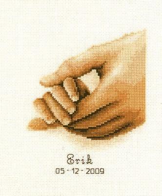 Схема вышивки рука в руке фото 22