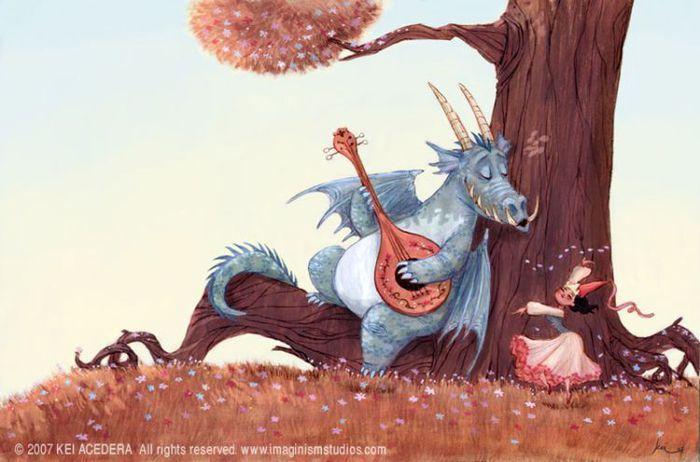 hohmodrom_drakon i princessa (700x462, 52 Kb)