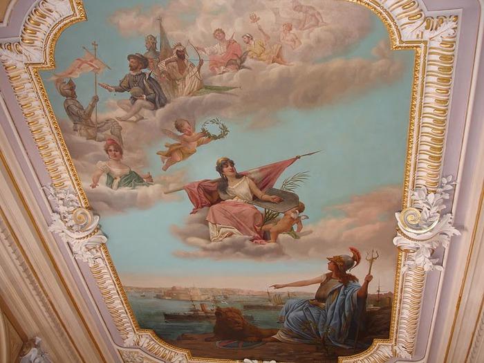 Палаццо Паризио 91285