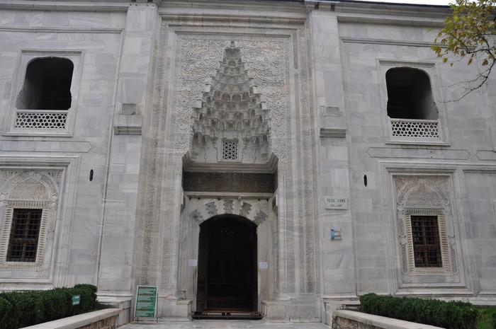 Зелёная мечеть 87731