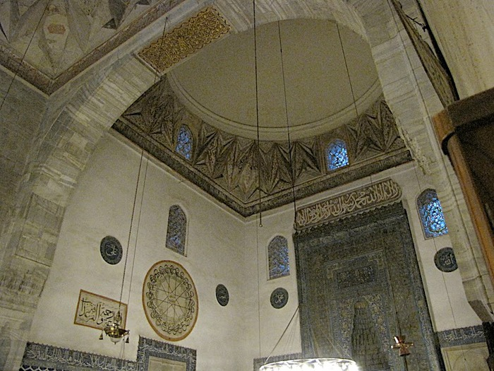 Зелёная мечеть 40562