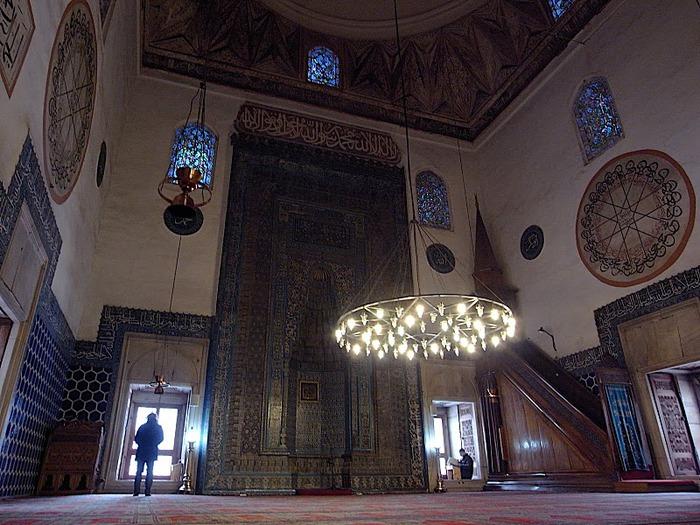 Зелёная мечеть 29053