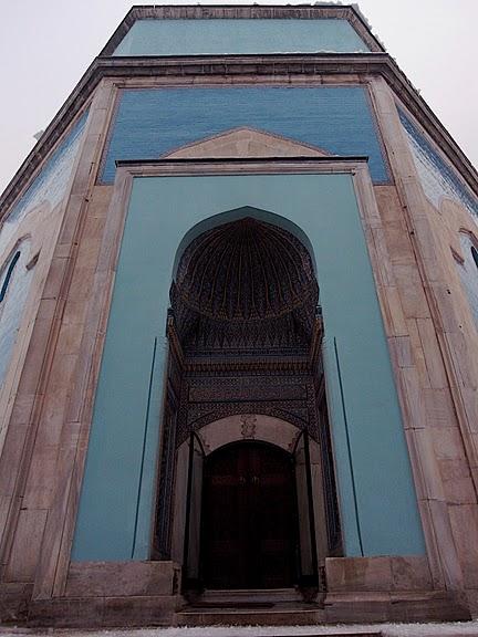 Зелёная мечеть 86751