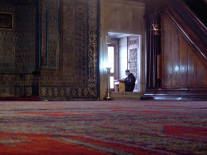 Зелёная мечеть 71434