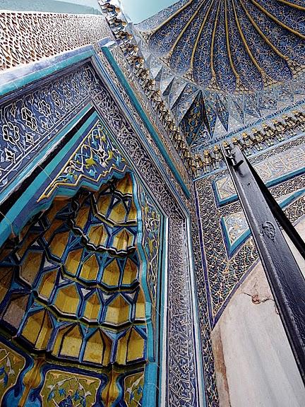 Зелёная мечеть 36339