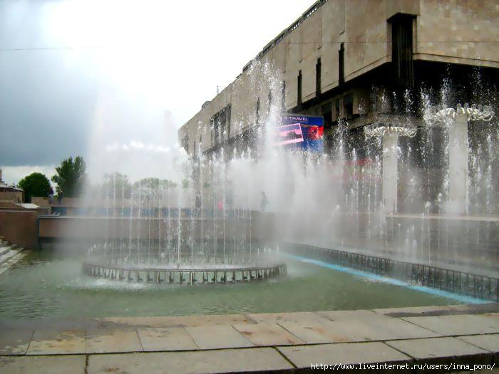 Оперный театр в  Харькове
