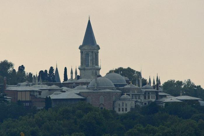 Дворец Топкапы (Topkapi Sarayi)-«турецкий Эрмитаж» 54741