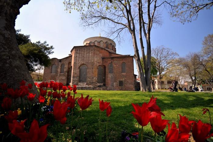 Дворец Топкапы (Topkapi Sarayi)-«турецкий Эрмитаж» 39797