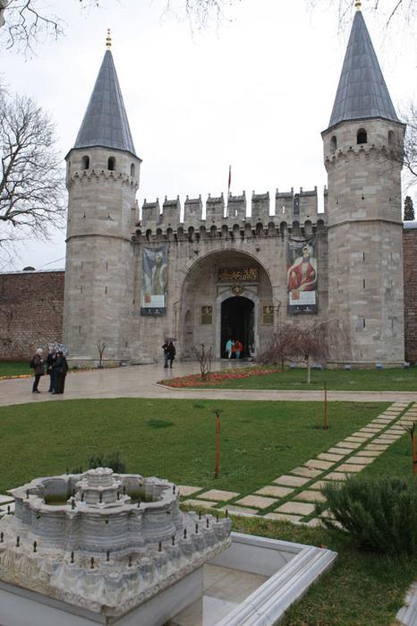 Дворец Топкапы (Topkapi Sarayi)-«турецкий Эрмитаж» 58123