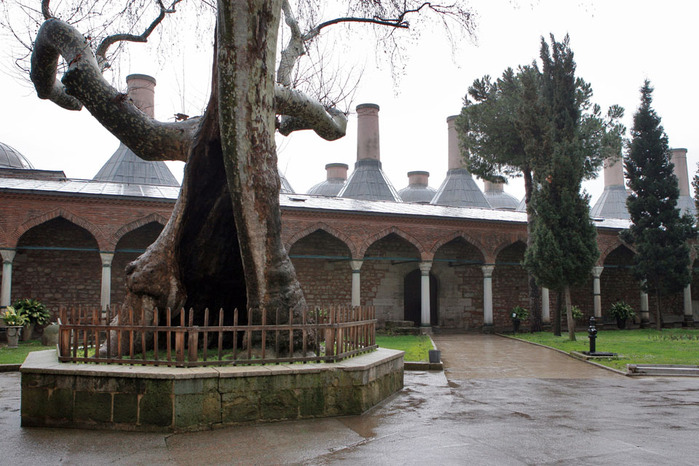 Дворец Топкапы (Topkapi Sarayi)-«турецкий Эрмитаж» 89682